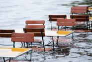 Blíží se vydatný déšť. Některým krajům hrozí i povodně