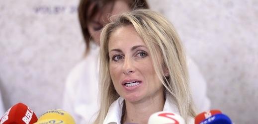 Jedničkou favorita ANO pro eurovolby je Dita Charanzová.