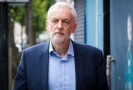Vůdce labouristické strany Jeremy Orbyn.