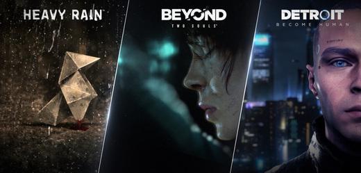 Filmové hry od Quantic Dream nabídnou před příchodem na počítače demoverze