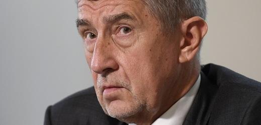 Andrej Babiš reagoval na demonstrace na Václavském náměstí.