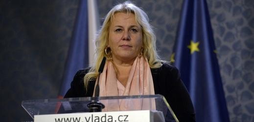 Klára Dostálová byla hostem Arény Jaromíra Soukupa.