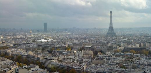 Paříž.