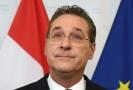 Bývalý rakouský vicekancléř a předseda Svobodné strany Rakouska (FPÖ) Heinz-Christian Strache.