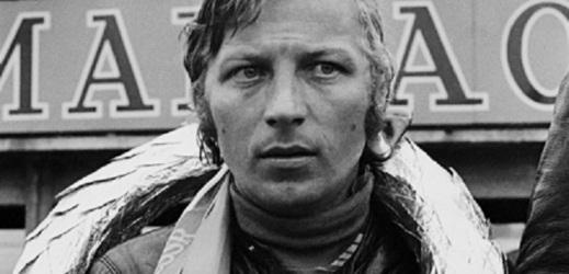 Bývalý motocyklový jezdec Bohumil Staša.