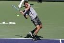 Tomáš Berdych na turnaji v Indian Wells.