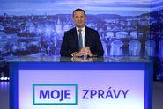 Televize Barrandov opět porazila ČT 24