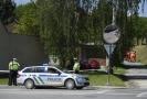 V Dražůvkách na Hodonínsku se 24. května 2019 střílelo, pachatel byl zabarikádovaný v domě.