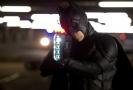 Christian Bale jako Batman.