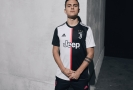 Nový design dresů Juventusu.