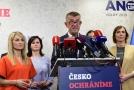Andrej Babiš mohl být s výsledky voleb do Evropského parlamentu spokojený.
