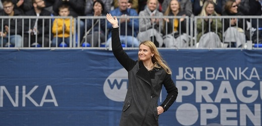 Vždy jsem tě rád sledoval, uctil Federer Šafářovou.