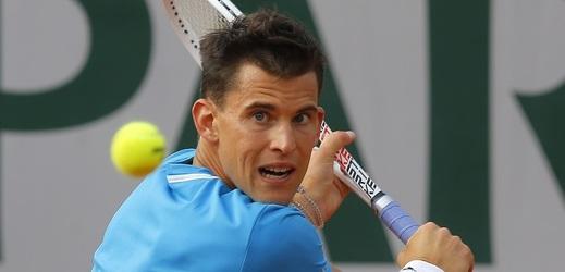 Rakouský tenista Dominic Thiem  nechápe chování Sereny Williamsové.
