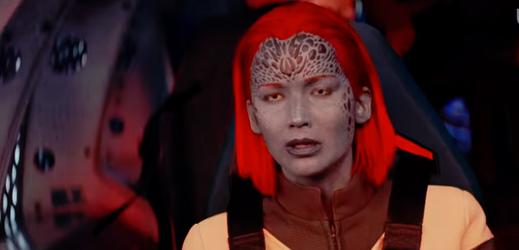 Snímek z pokračování série X-Men.