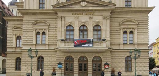 Slezské divadlo Opava.