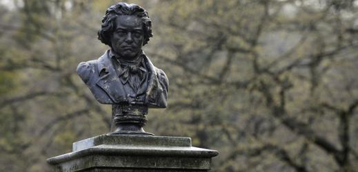 Busta Ludwiga van Beethovena.