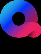 Logo nově připravované streamovací služby Quibi.