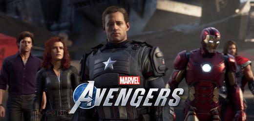 Podívejte se na první trailer z herních Avengers. Zahrajeme si jako Iron Man, Captain America a další