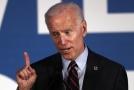 Demokrat Joe Biden.