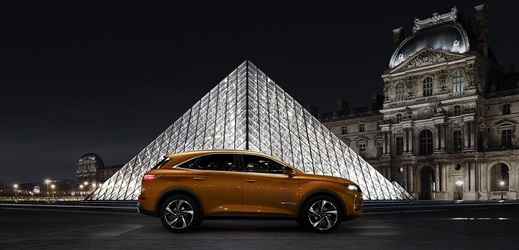 DS 7 Crossback.