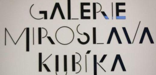 Galerie Miroslava Kubíka v Litomyšli.