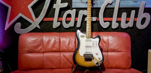 Kytara George Harrisona.