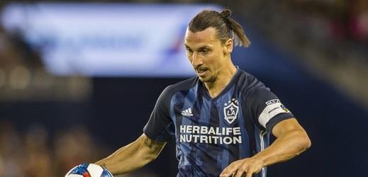 Nejvyšší plat v severoamerické soutěži MLS pobírá švédský kanonýr Zlatan Ibrahimovic.