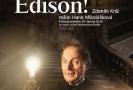 Plakát k představení Edison!.