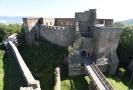 Renesanční palác hradu Helfštýna na Přerovsku.