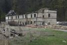 Areál továrny v Brněnci na Svitavsku.