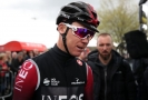 Britský cyklista Chris Froome.