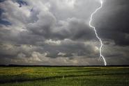 Bouřky se přesunuly na Moravu. Předtím řádily v Čechách