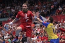 Házenkáři navzdory porážce s Bosnou vyhráli skupinu.