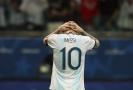 Skončí Lionel Messi v reprezentaci Argentiny?