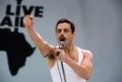 Snímek z filmu Bohemian Rhapsody.