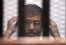 Někdejší islamistický egyptský prezident Muhammad Mursí.