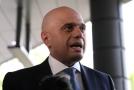 Britský ministr vnitra Sajid Javid.