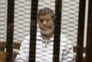 Bývalý egyptský prezident Muhammad Mursí.