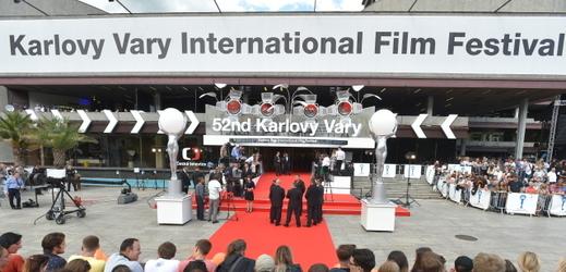 Mezinárodní filmový festival v Karlových Varech.