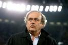 Bývalý francouzský fotbalista a funkcionář Michel Platini.