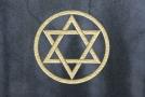 Židovská hvězda.
