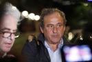 Bývalý předseda UEFA Michel Platini.