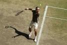 Neskutečný Federer! V Halle slaví jubilejní titul.