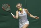 Kateřina Siniaková nevyhrála před Wimbledonem na trávě ani jeden zápas.