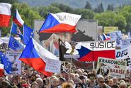 Co se psalo ve světě o demonstraci v Praze?