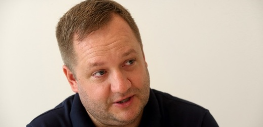 Jiří Müller, fotbalový agent.