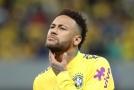 Brazilský fotbalista Neymar.