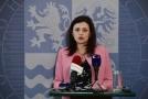 Hejtmanka Středočeského kraje Jaroslava Pokorná Jermanová.