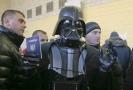 Kandidát jménem Darth Vader.