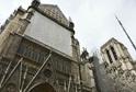 Notre-Dame začal hořet 15. dubna večer.